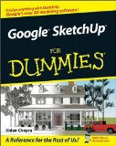Google SketchUp for Dummies book on amazon